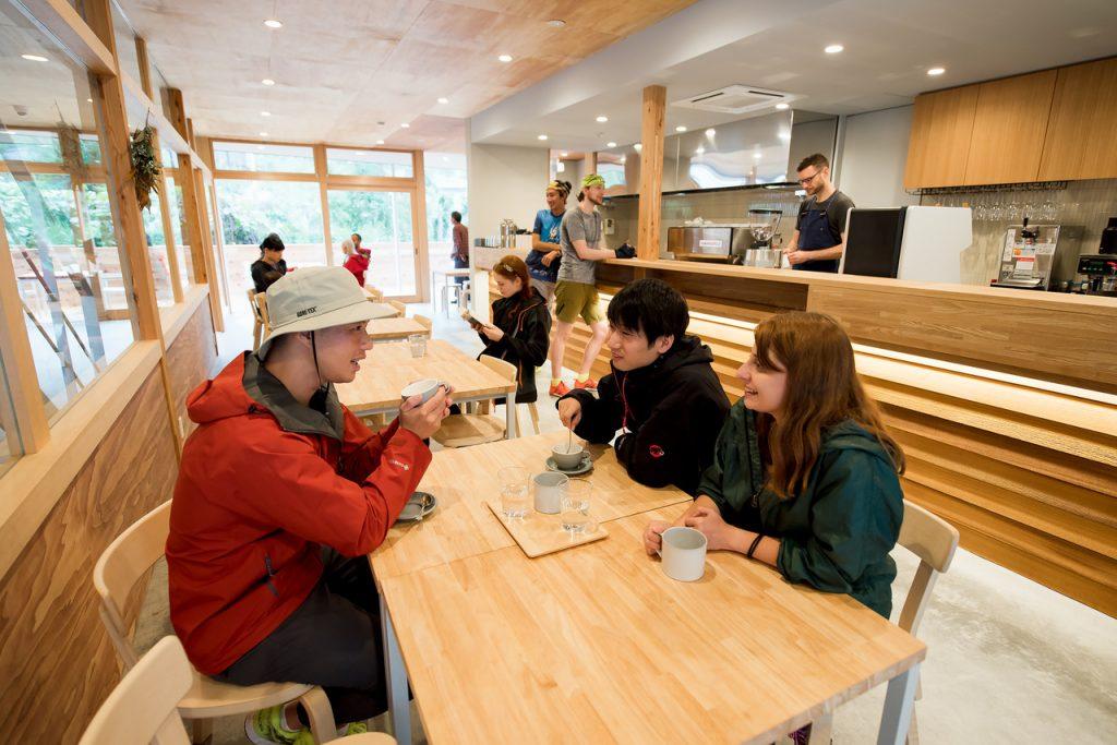 MTBCカフェ